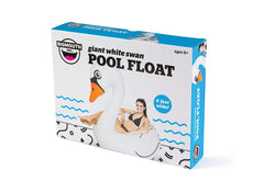 kidz-stuff-online - Giant White Swan Pool Float