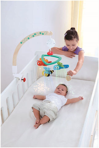 Sweet Dreams Baby Mobile Hape