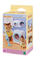 Laundry and Vacuum Cleaner Sylvanian Families 5445