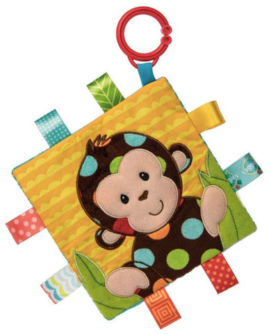 Taggies Crinkle Monkey
