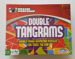 Tangrams math game