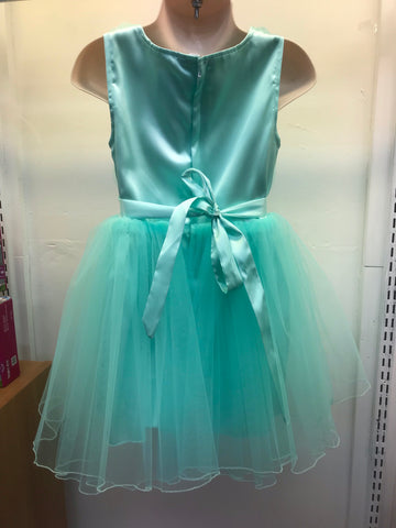 Teal Party Dress xs