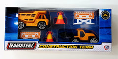 kidz-stuff-online - Construction Set Dump Truck - treamsterz