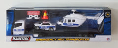 Emergency Helicopter Transporter - Die cast