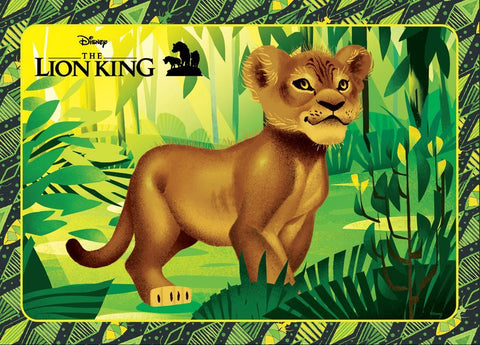 The Lion King The Circle Of Life Puzzle