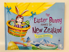 kidz-stuff-online - The Easter Bunny comes to New Zealand