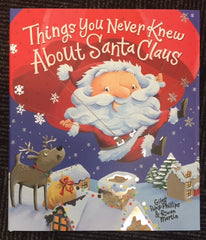 Things you never knew about Santa Claus Book