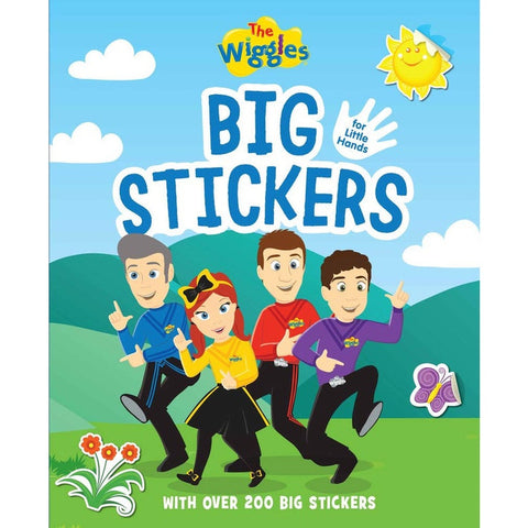 The Wiggles Big Stickers for Little Hands
