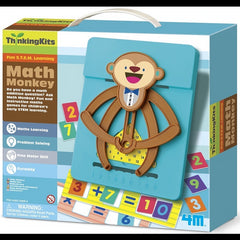 Thinking Kits STEM Math Monkey- leaning maths kit