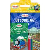 Thomas and Friends Colouring And Activity Pack