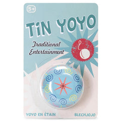 Traditional Tin YoYo