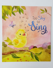 kidz-stuff-online - Too Shy to Sing book