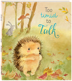 Too Timid to Talk - Book