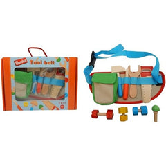 kidz-stuff-online - Wooden Tool Belt