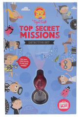 top secret detective set