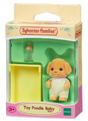 kidz-stuff-online - Sylvanian Families Toy Poodle Baby