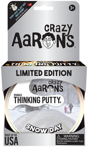 Snow Day (Limited Edition) Thinking Putty