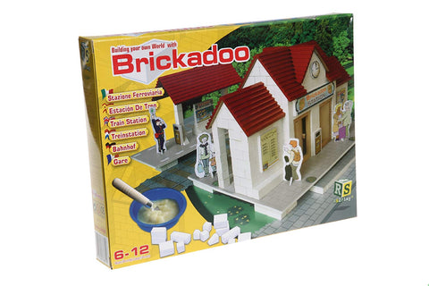 Brickadoo Train Station 20930