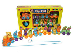 kidz-stuff-online - PULL-A-LONG TRAIN WITH MUSIC