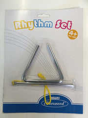 kidz-stuff-online - TRIANGLE - METAL - 10cm