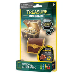 Treasure Dig Kit National geographic
