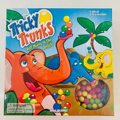 tricky trunks family game