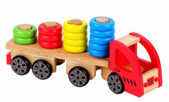 kidz-stuff-online - Discoveroo Sort and Stack Truck