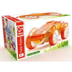 Twin Turbo Wooden Car - Hape