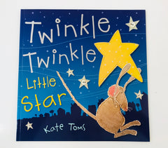 kidz-stuff-online - Twinkle twinkle little star book