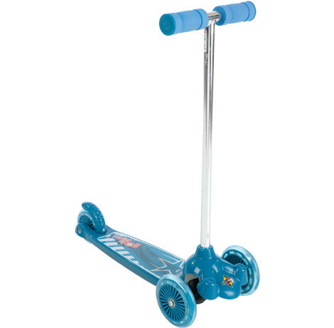 Eurotrike - Twist & Roll Tri Scooter Blue