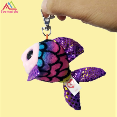 Ty Beanie Boo's - Flippy the fish keyring