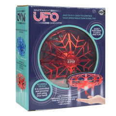 Induction UFO Quad copter