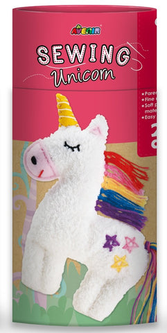 Unicorn Sewing Doll Kit