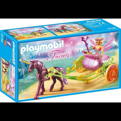 Playmobil Fairies 9136 Unicorn Fairy Carriage