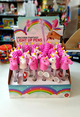 Unicorn Light Up Pen