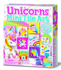kidz-stuff-online - Unicorns Mini Tile Art