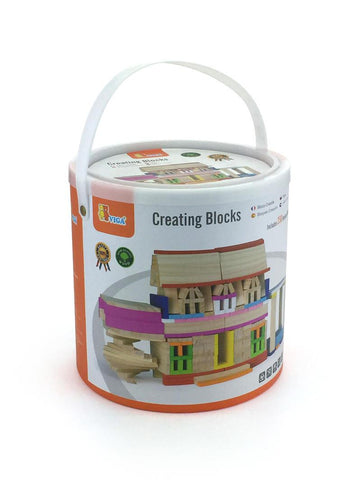Creating Blocks 250 pcs Viga