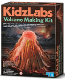 Volcan Making Kit - 4M Kidzlabs