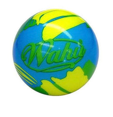 Wahu High Bounce Ball Blue and Yellow