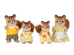 kidz-stuff-online - Sylvanian Families Walnut Squirrel Family