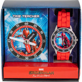Time Teacher Spiderman Watch