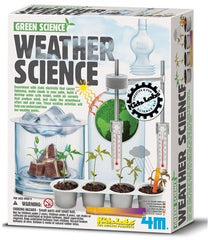 Green Science Weather Science 4M