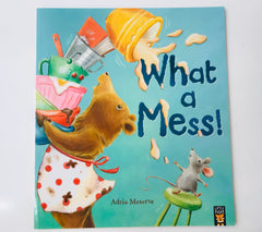 kidz-stuff-online - What a mess! book