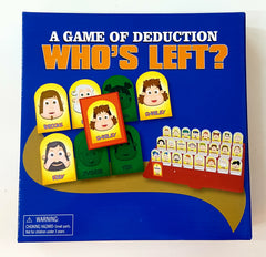 Who's Left Game
