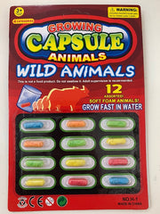 capsule Creatures - Growing Pet Wild animals