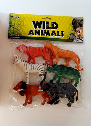 Wild Animals in Polybag (6)