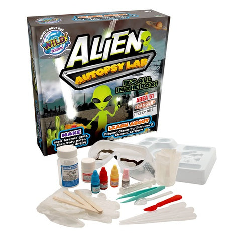 Wild Science Alien Autopsy Lab