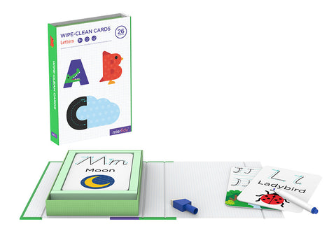 Wipe clean Activity Set ABC - learning to write Letters