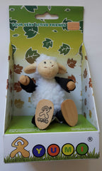 Wooden Animal Figure - Sheep