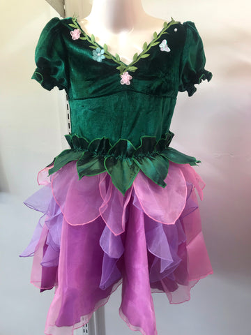 Woodland Fairy Dress